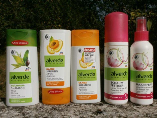 Alverde Cheveux